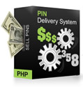 PIN Delivery System - Sell Pins